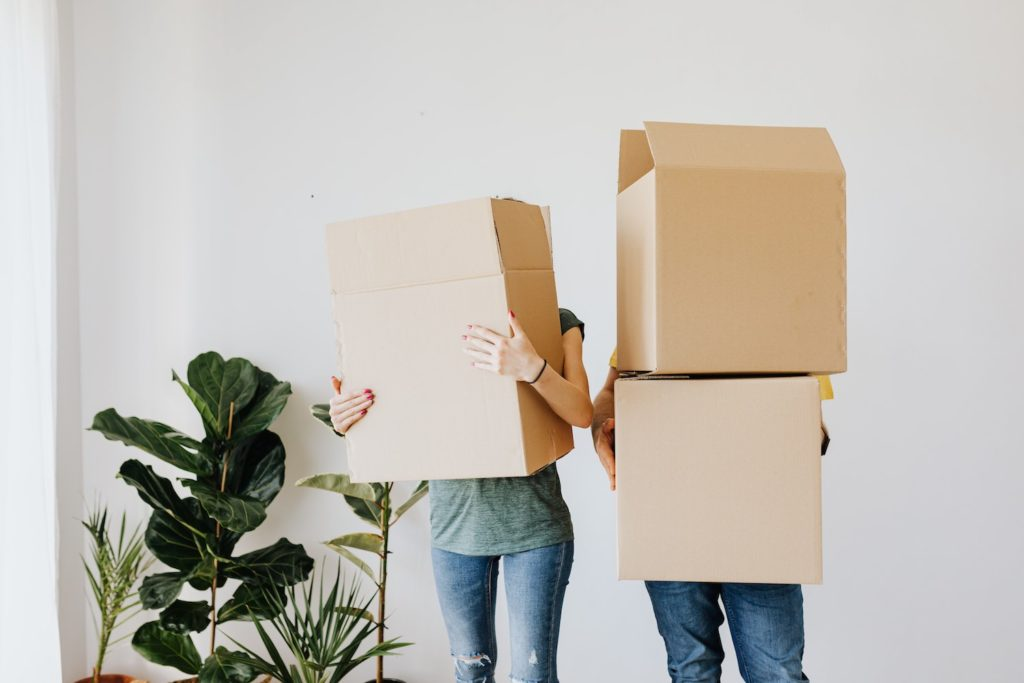 Rent for more moving convenience